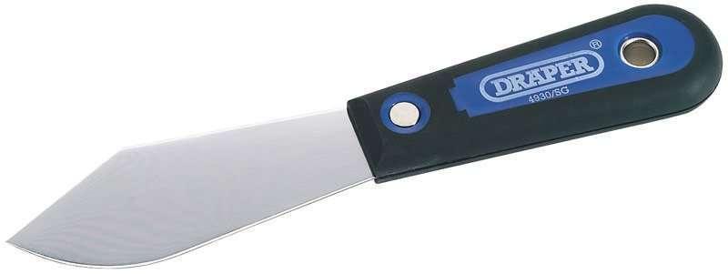 Draper 100mm Soft Grip Putty Knife