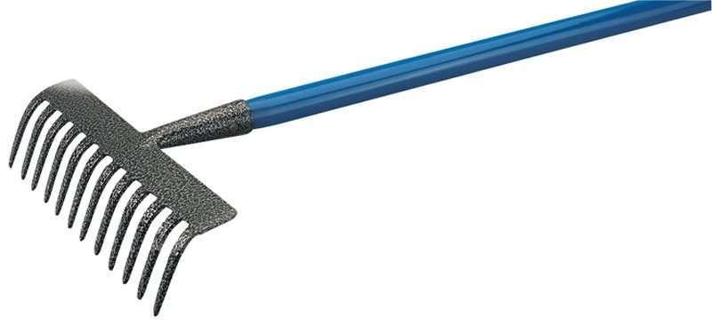 Draper Carbon Steel Garden Rake