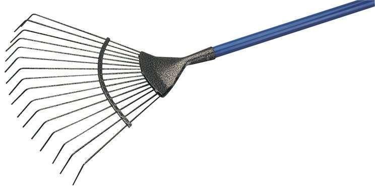 Draper Carbon Steel Lawn Rake