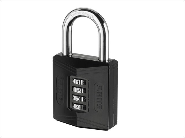 Abus 158/50 Combination Padlocks