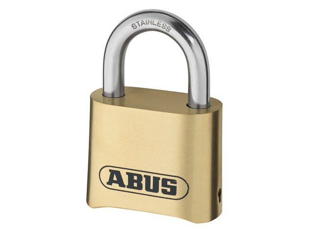 Abus 180IB/50 Brass Combination Padlocks