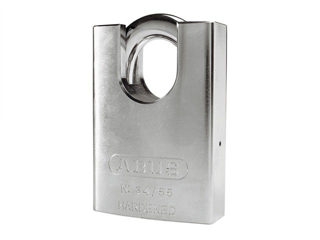 Abus 34/55 55mm Hardened Steel Padlock Close Shackle