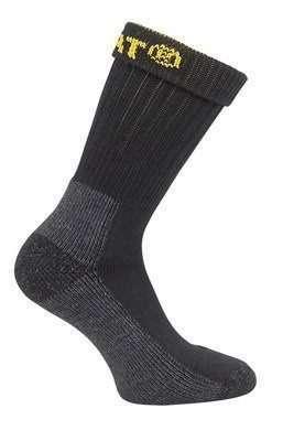 CAT Industrial Work Socks, 2 Pairs