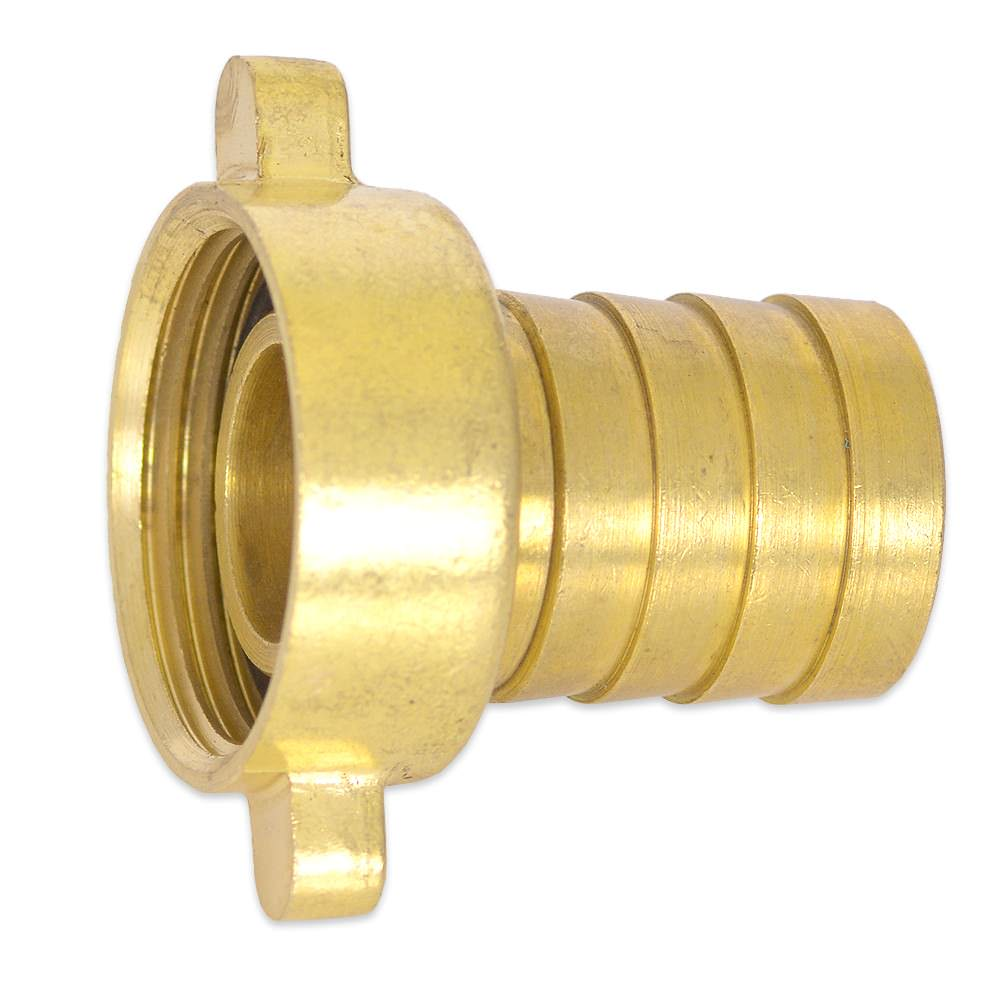 "50mm (2"") Threaded Hose Coupler BSP Female"
