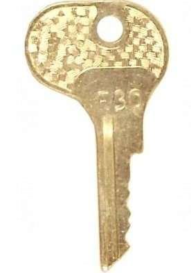 E30 Bosch Key