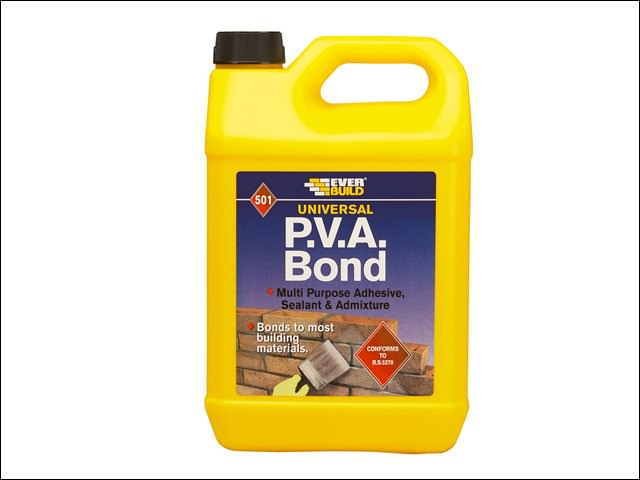 Everbuild Universal PVA Bond 501 5L
