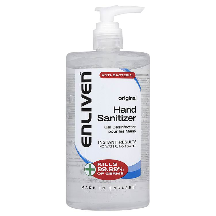 Anti-Bacterial Hand Sanitizer Gel