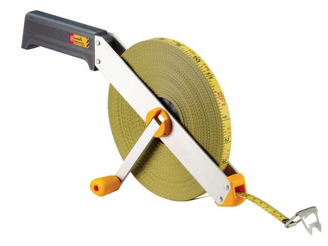 Hultafors Tracker Tough Coat Tape Measure