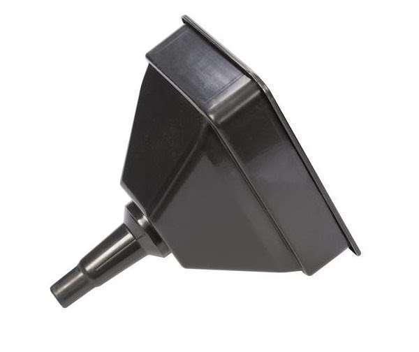 Silverline 255 x 165mm Plastic Garage Funnel