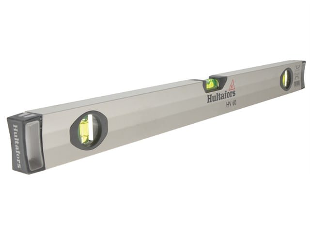 Hultafors Aluminium Craftsman Spirit Level