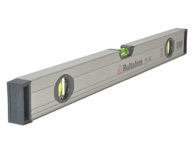 Hultafors 3 Vial Professional Spirit Level