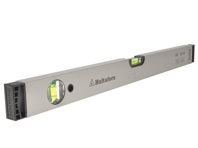 Hultafors 2 Vial DIY Aluminium Spirit Level
