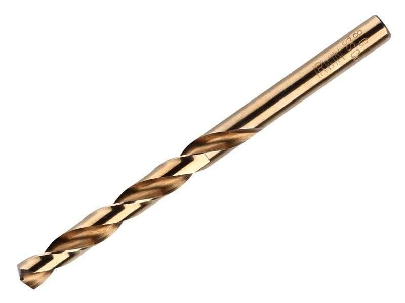 Irwin HSS Cobalt Drill Bits Bulk Packs