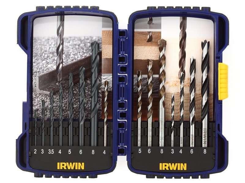 Irwin Joran Pro Drill Bit Set 15 Piece