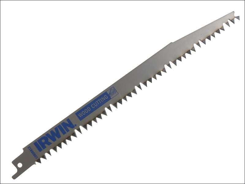 Irwin Sabre Saw Blades S1131L Wood & Plastics Pack of 5