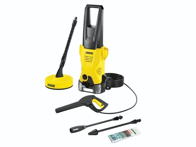 K2 Karcher Premium Pressure Washer 110 Bar