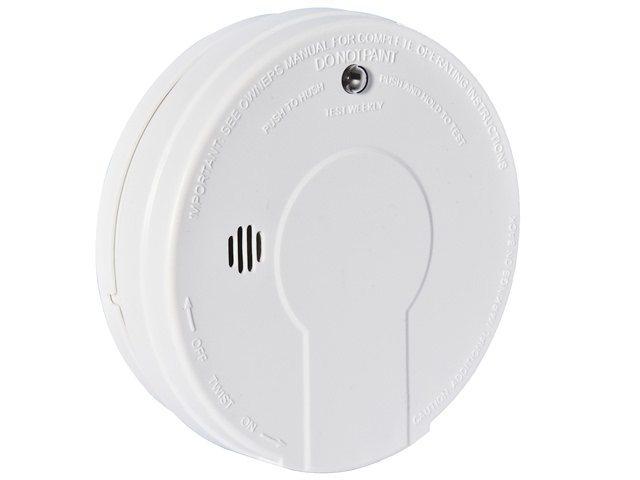 Kidde Smoke Alarm - Living Areas Hush Test