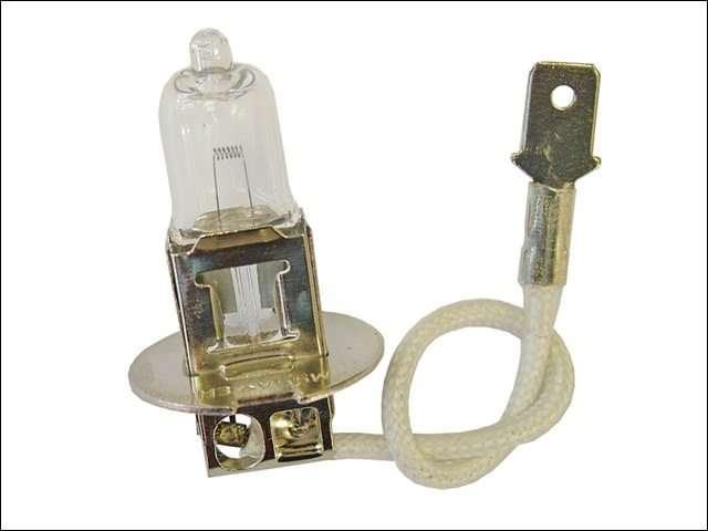 Lighthouse Halogen Bulb 4v 15w H3 Cable (BOLT)