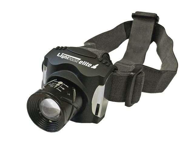 Lighthouse Elite Focus Headlight 3 Watt CREE
