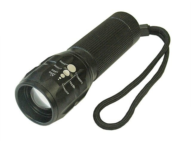 Lighthouse Elite Focus Torch 3 Function