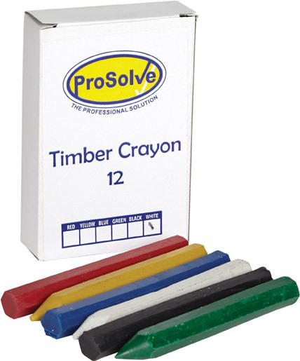 Timber Crayon 12 Pack