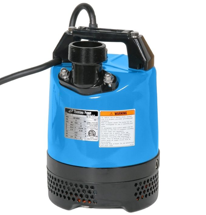 "LB 480 2"" 110v Submersible Pump"
