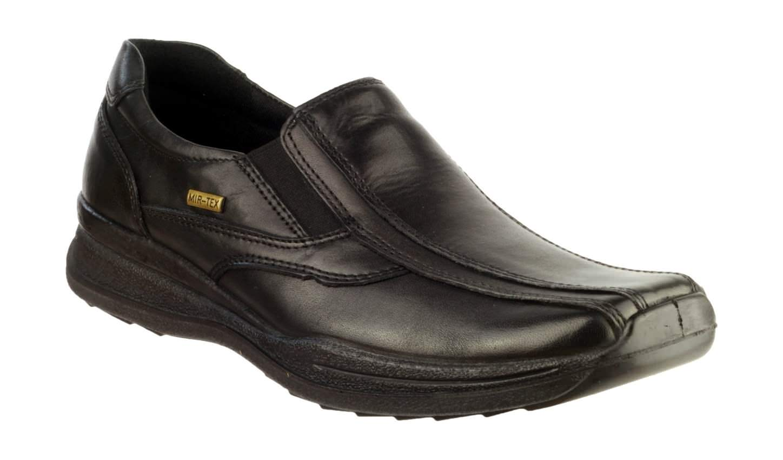 Cotswold Naunton Twin Gusset Shoe
