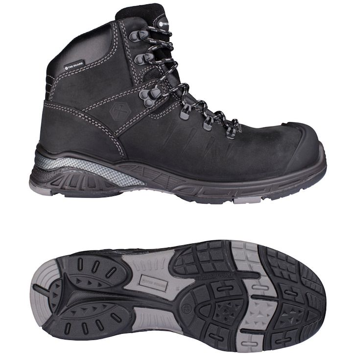 Toe Guard Nitro Safety Boot (from Snickers)