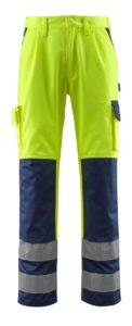 Mascot® Olinda Yellow Trousers