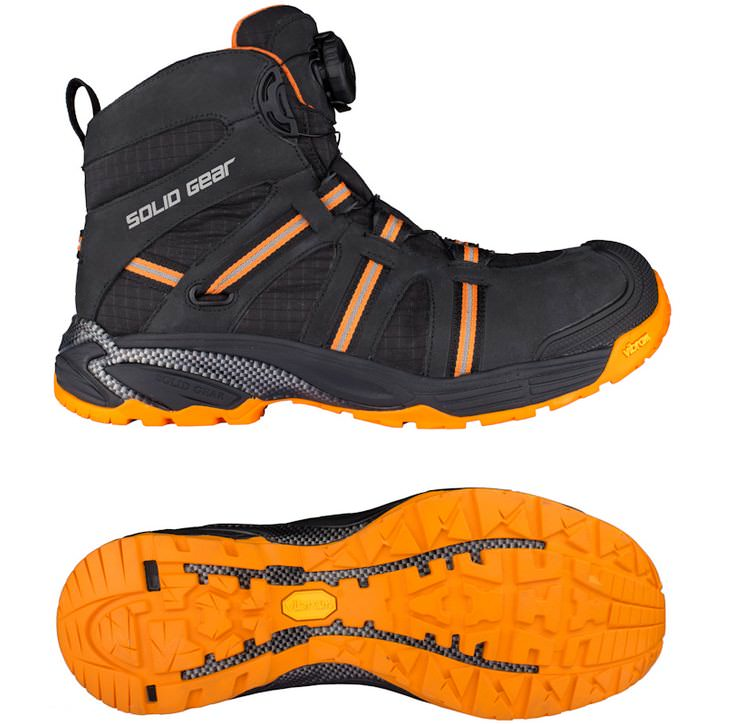 Solid Gear Phoenix GTX Waterproof Safety Boot (from Snickers)