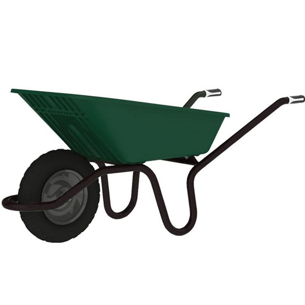 Haemmerlin Go Green Polypro Wheelbarrow