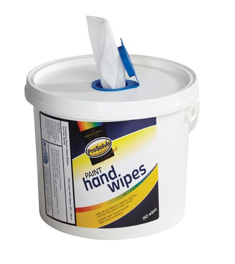 Pro Solve Hand Wipes (150 per Bucket)
