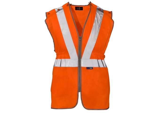 Railtrack Pull Apart Waistcoat