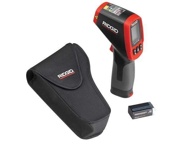 Ridgid HM-100 Micro Humidity & Temperature Meter