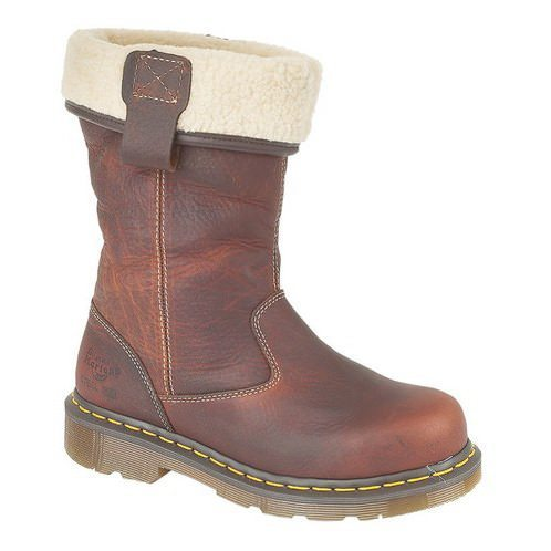 Dr Martens Rosa Ladies Safety Rigger