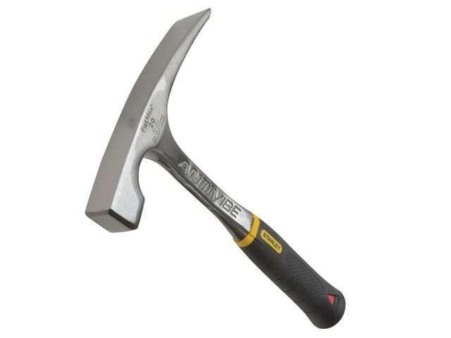 Stanley Brick Hammer Anti-Vibe