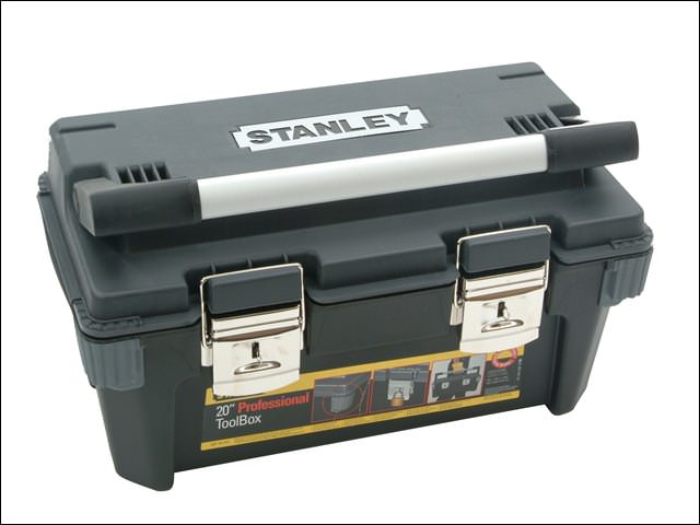 "Stanley 26"" Professional Toolbox"