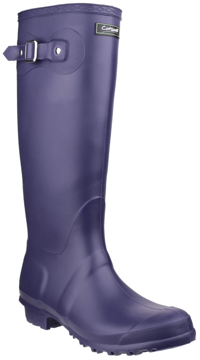 Cotswold Sandringham Ladies Buckle-Up Wellington Boot