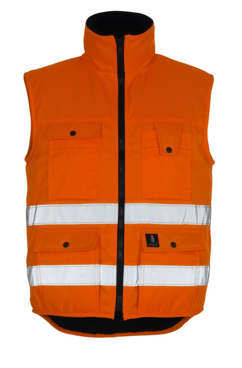 Mascot Solden Hi-Vis Winter Gilet
