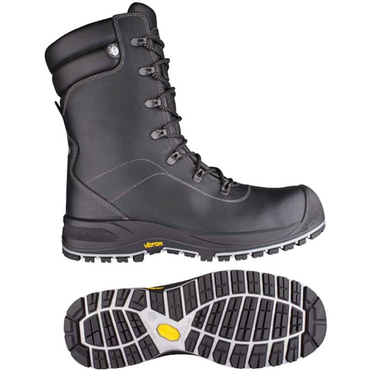 Solid Gear Sparta Zip Safety Boot (from Snickers)