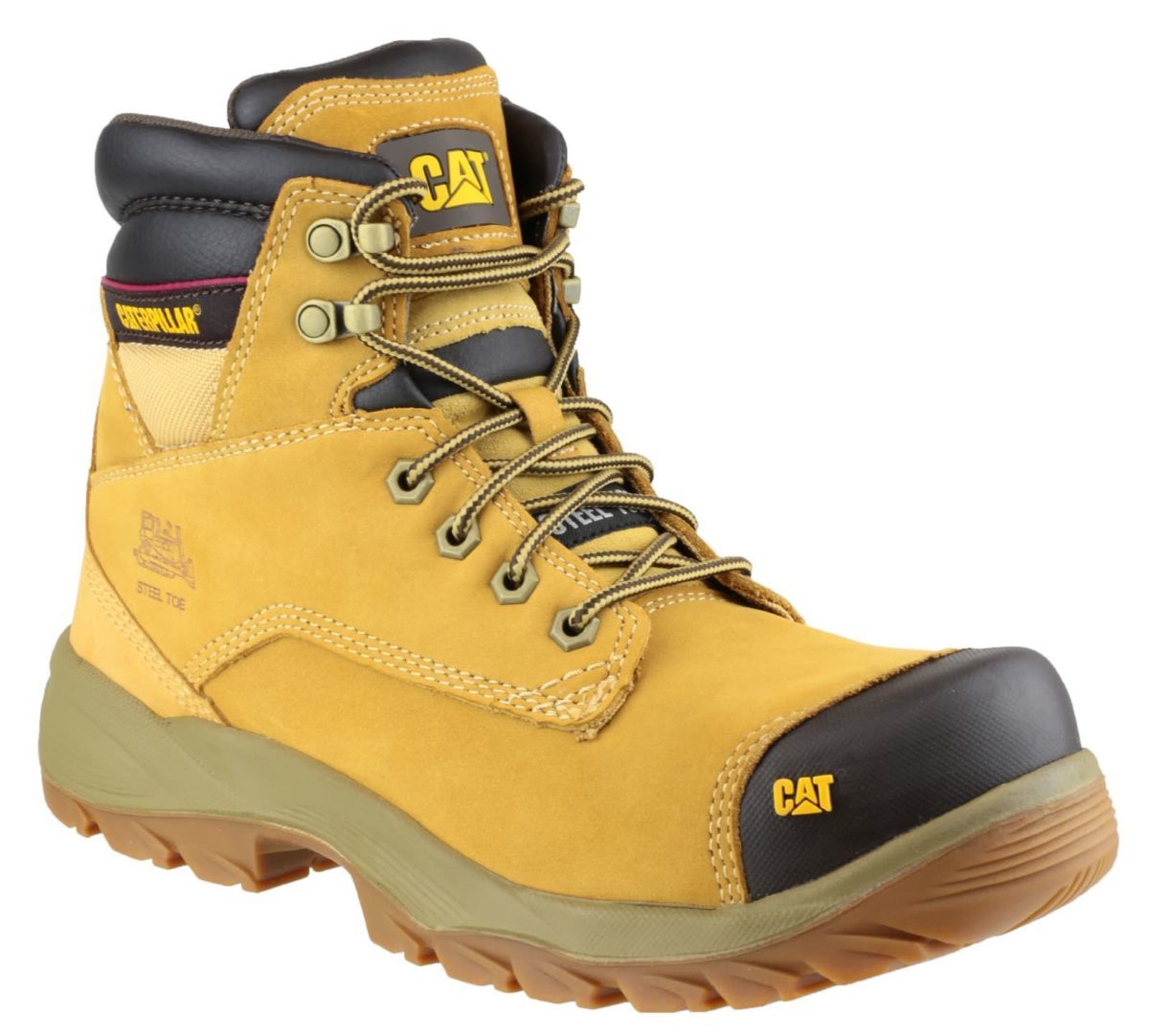 CAT Spiro Safety Boot