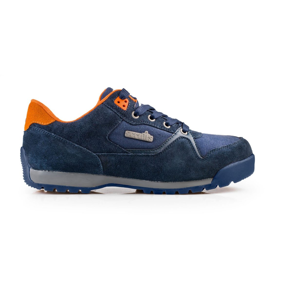 Scruffs Halo 2 Navy Safety Trainer