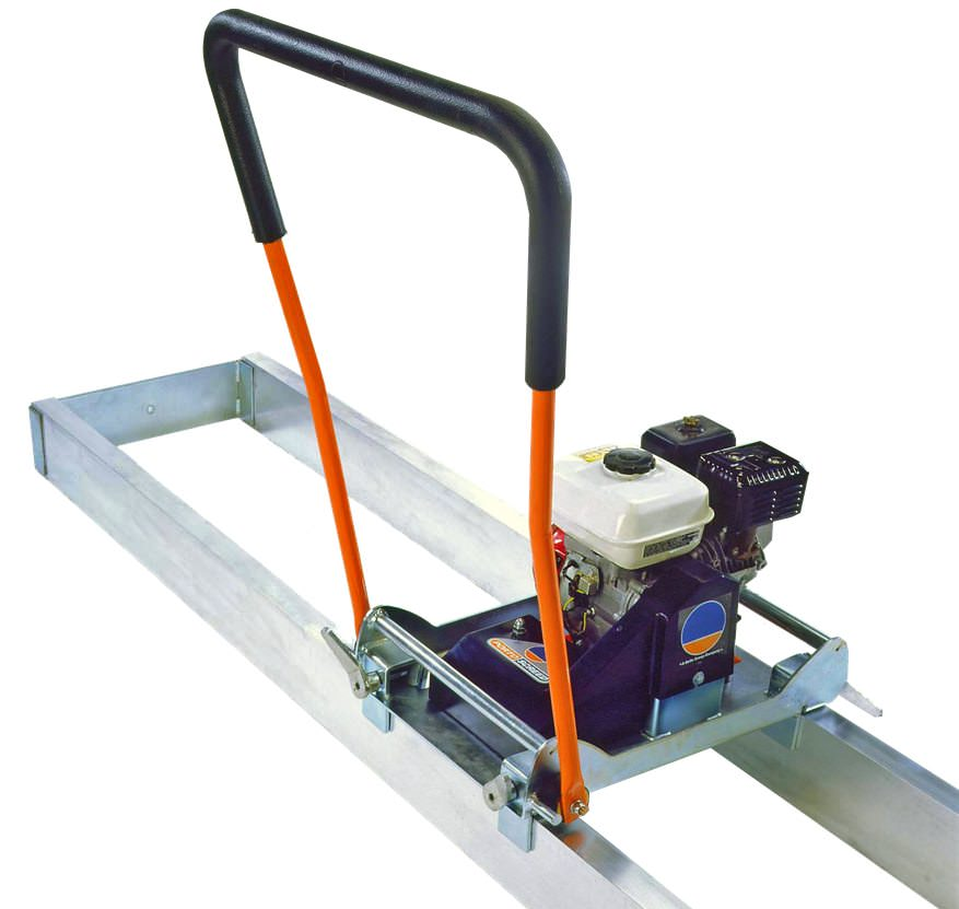 Twin Beam Petrol Tamper Unit