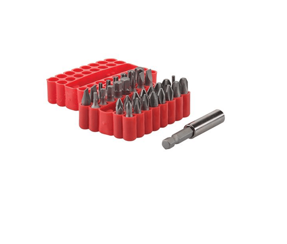 Silverline 33 Piece Screwdriver Set