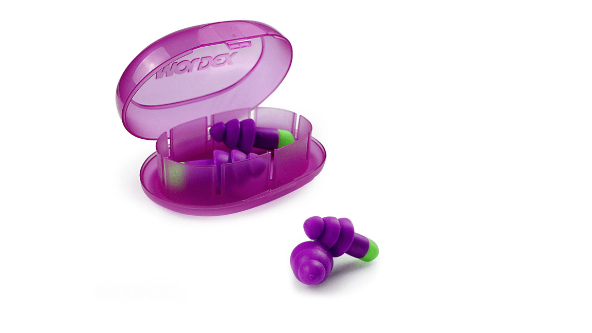 Moldex Ear Plugs c/w Case