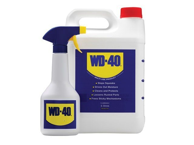 WD-40 5 Litre Multi-Use Maintenance Can