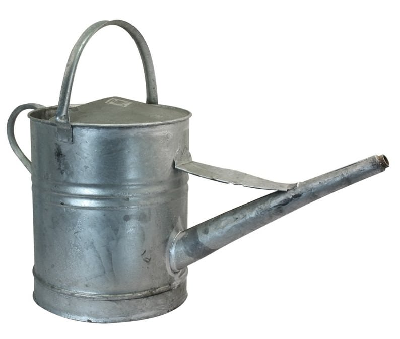 2g Galvanised Watering Can