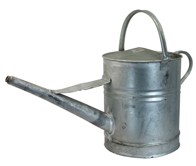 3g Metal Watering/Tar Can