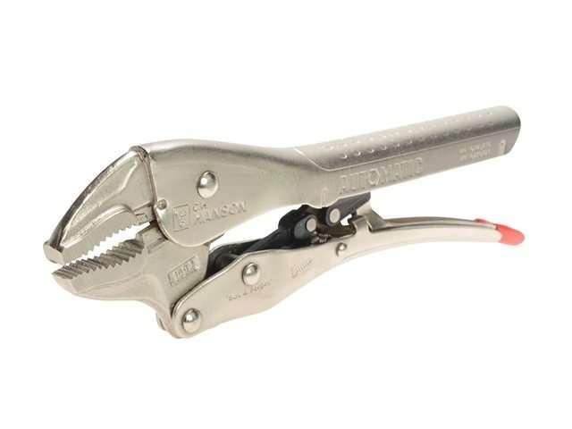 CH Hanson Auto locking Plier 25cm/10in
