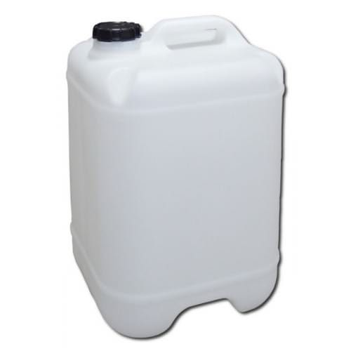25L Clear Water Container